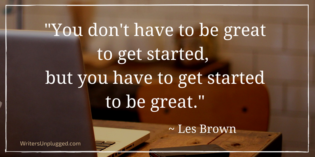 Get Started to be Great