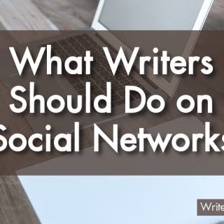 Writing social network